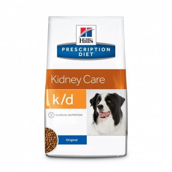 Hill's Pet Nutrition Hill's Prescription Diet Canine k/d