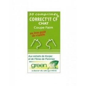 Greenvet Correct'it CF Chat
