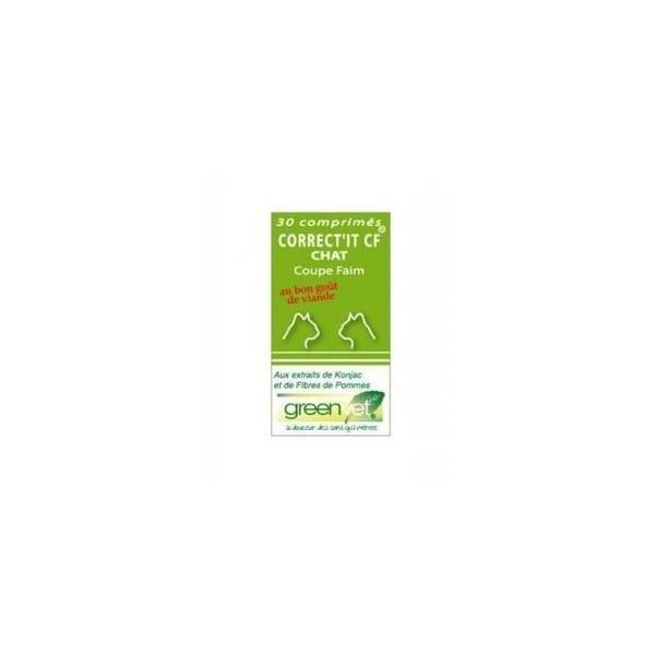 GreenVet Greenvet Correct'it CF Chat