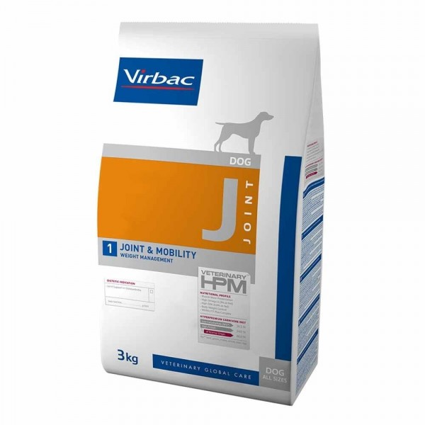 Virbac Nutrition Chien Veterinary HPM J1 Joint & Mobility