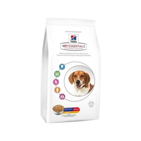 Hill's Pet Nutrition Vetessentials Canine Mature Adult