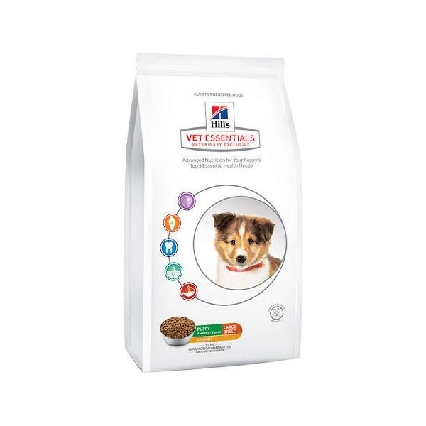 Hill's Pet Nutrition Hill's Science Plan VetEssentials Canine Puppy Large Breed