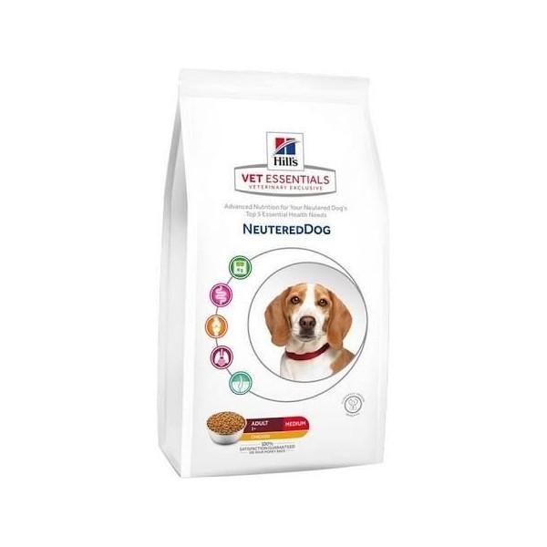 Hill's Pet Nutrition Hill's Science Plan Vetessentials NeuteredDog Adult Medium
