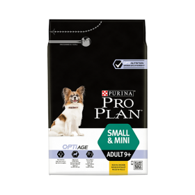 Purina Proplan Dog Small&Mini Adult 9+ Chicken Optiage