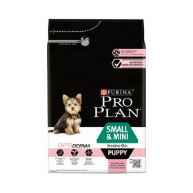 Nestlé Purina Purina Proplan Dog Small & Mini Puppy Sensitive Skin Optiderma