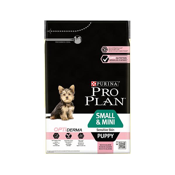 Nestlé Purina Purina Proplan Dog Small & Mini Puppy Sensitive Skin Optiderma