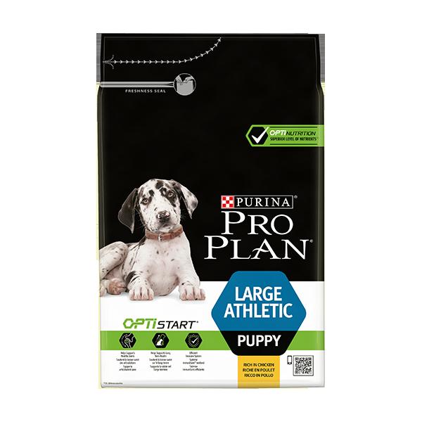 Nestlé Purina Purina Proplan Dog Large Athletic Puppy Chicken Optistart
