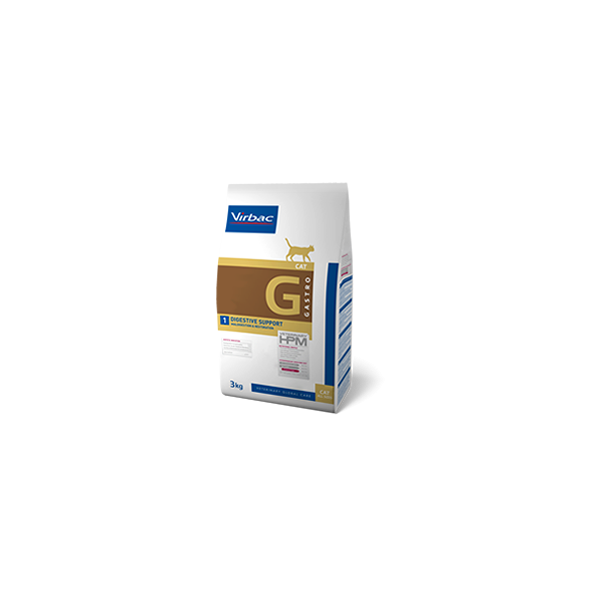 Virbac Nutrition Virbac Veterinary HPM Diet - chat - G Gastro Digestive Support