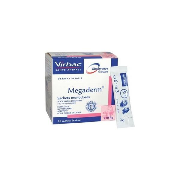 Virbac Nutrition Virbac Megaderm Mono Chat/Petit Chien