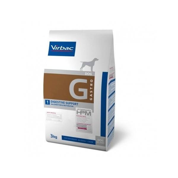 Virbac Nutrition Hpm G1 Gastro Digestive Support Dog