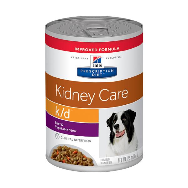 Hill's Pet Nutrition Canine k/d
