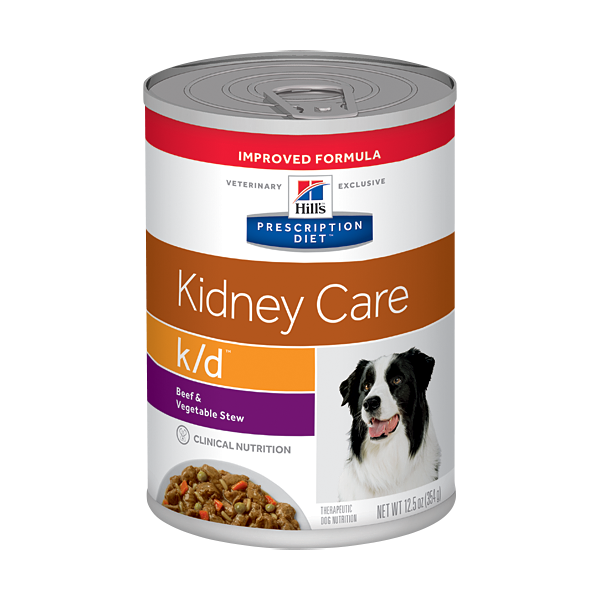 Prescription Diet Canine k/d
