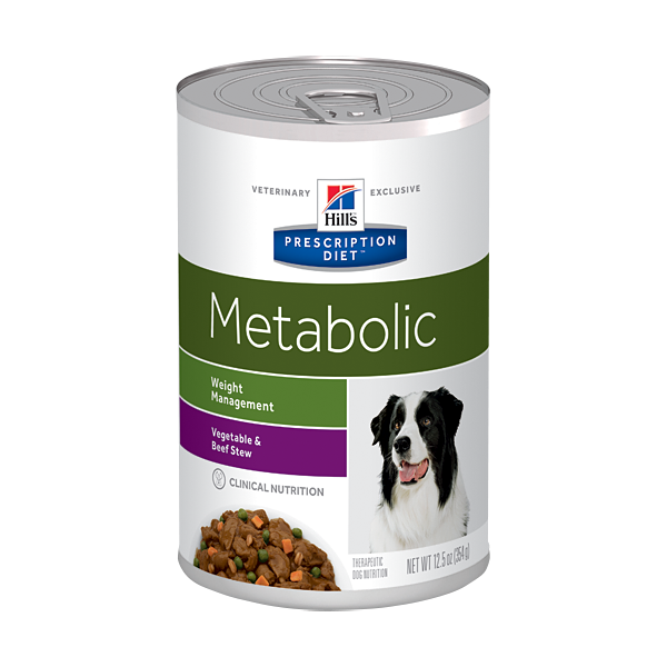 Hill's Pet Nutrition Canine Metabolic