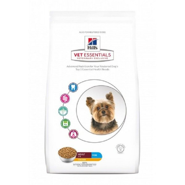 Hill's Pet Nutrition Hill's Science Plan VetEssentials Canine Adult Mini