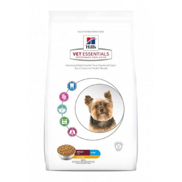Hill's Pet Nutrition Vetessentials Canine Adult Mini