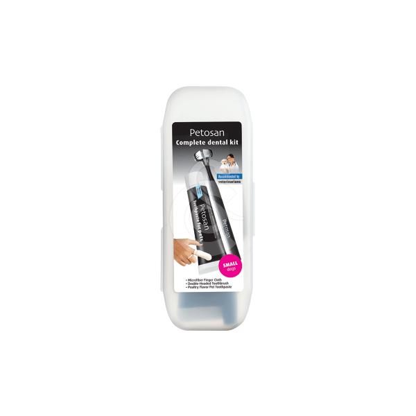 Matériels Kit dentaire complet Petits Chiens de 3 à 6 kg - Taille S