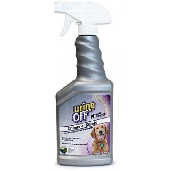 Urine Off Destructeur d'odeurs urine Chiens et chiots