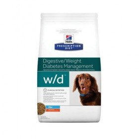 Hill's Pet Nutrition Hill's Prescription Diet Canine w/d Mini