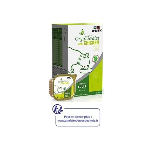 Specific - Dechra Specific F-BIO-Poulet