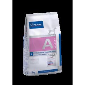 Virbac Nutrition HPM A2 Allergy Salmon Dog