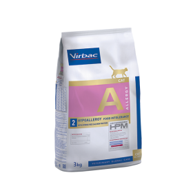 Virbac Nutrition HPM A2 Allergy Salmon Cat