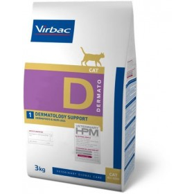 Virbac Nutrition HPM D1 Dermatology Support Cat