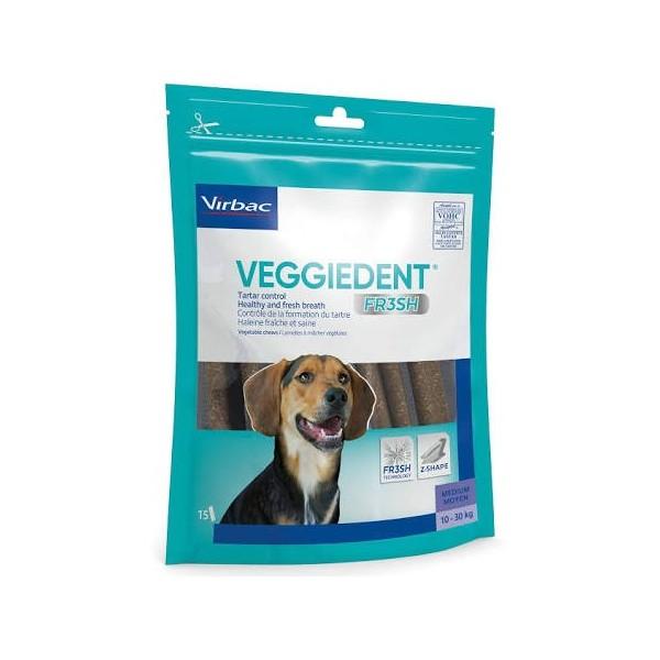 Virbac Nutrition Virbac Lamelles Veggiedent Fresh M