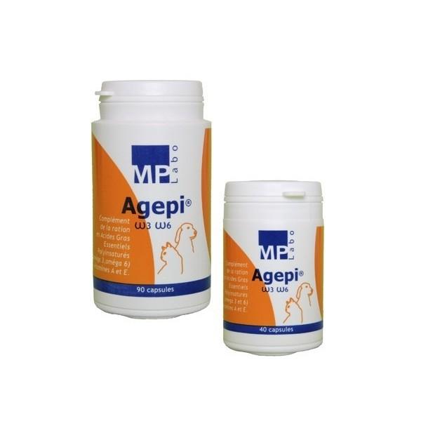 MP Labo MP Labo Agepi Omega 3 et 6