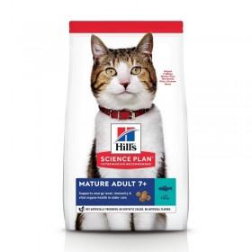 Hill's Pet Nutrition Feline Mature Adult 7+ Thon