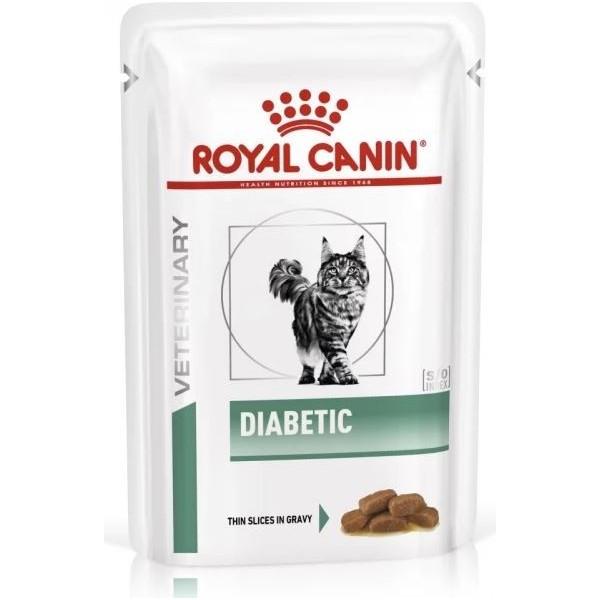 Royal Canin Cat Diabetic Sachet Repas