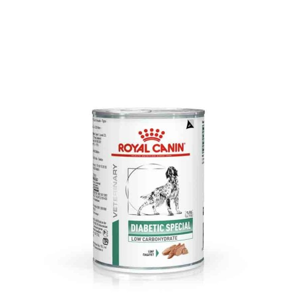 Royal Canin Dog Diabetic Special Low Carbohydrate