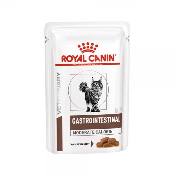 Royal Canin Cat Gastro Intestinal Moderate Calorie Sachet