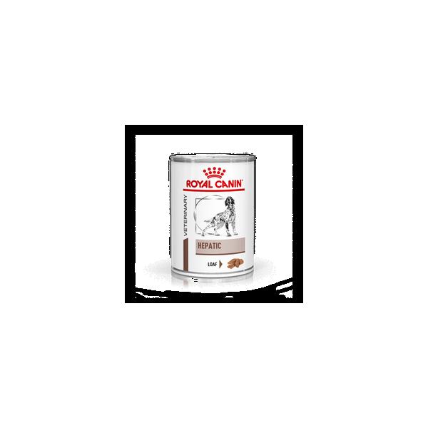 Royal Canin Dog Hepatic Boite