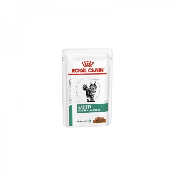 Royal Canin Cat Satiety Weight Management Sachet