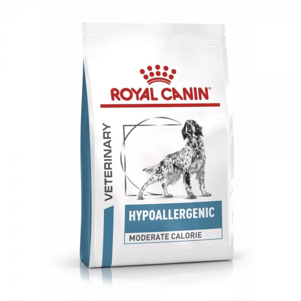 Royal Canin Dog Hypoallergenic Moderate Calorie