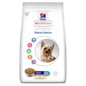 Hill's Pet Nutrition Vetessentials Canine Mature Dental Health Small&Mini Poulet