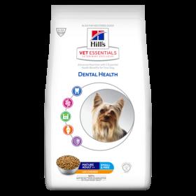 Hill's Pet Nutrition Vetessentials Canine Mature Dental Health Small&Mini Poulet