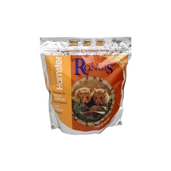 Compagnie des Pets Foods RONGIS HAMSTER (EXTRUDE)