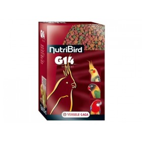 NUTRIBIRD GRANDES PERRUCHES G14 TROPICAL(EXTRUDE)