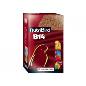 NUTRIBIRD PERRUCHES B14 (EXTRUDE)