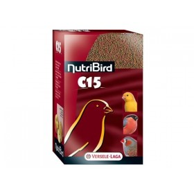 Versele-Laga NUTRIBIRD CANARIS C15 (EXTRUDE)