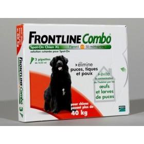 Merial Frontline Combo Chien 40/60 KG