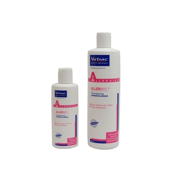Virbac Nutrition Virbac Allermyl Glycotec Shampoing
