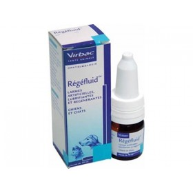 Virbac Nutrition Virbac Regefluid Gel Oculaire