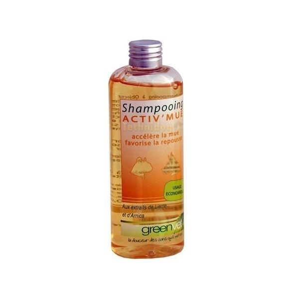 GreenVet GreenVet Activ Mue Shampoing