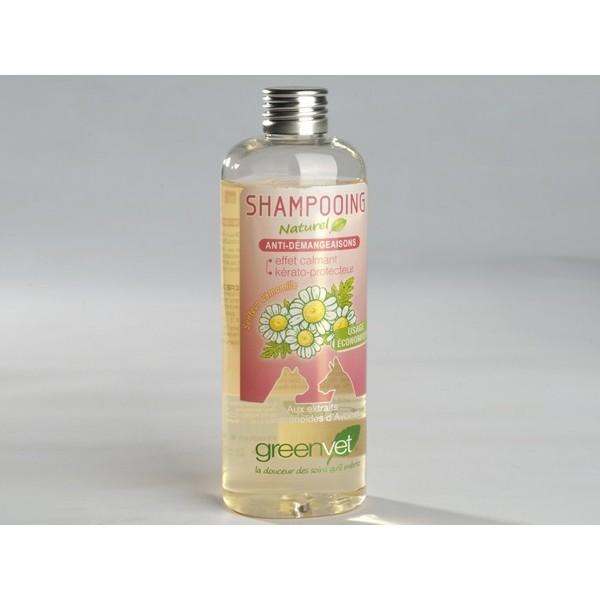 greenvet shampoing anti demangeaison. Black Bedroom Furniture Sets. Home Design Ideas