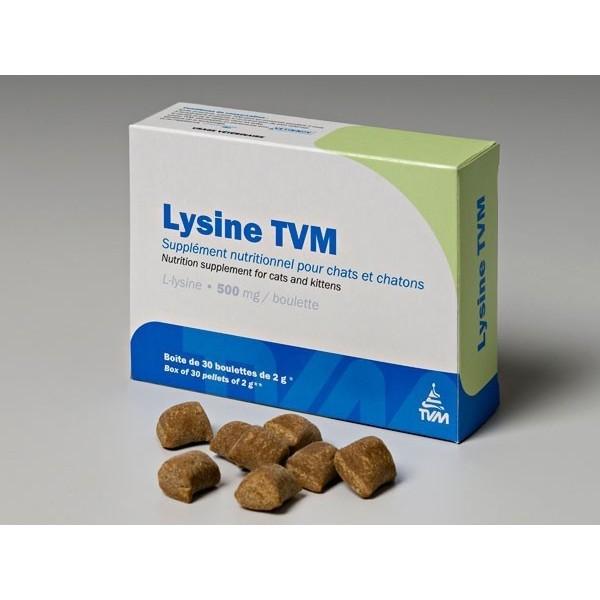 Laboratoire TVM TVM Lysine