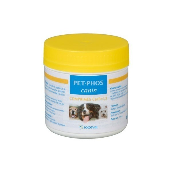 Sogeval Sogeval Pet-Phos Croissance Ca/P1,3