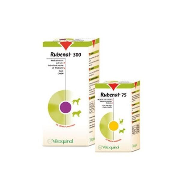 Vetoquinol Rubenal 75 Mg