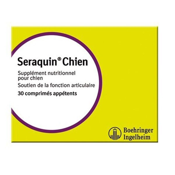 Boehringer-Ingelheim Boehringer Seraquin Chien